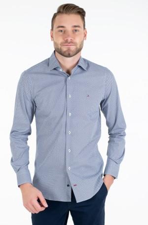 Shirt MICRO PRINT CLASSIC SHIRT-1