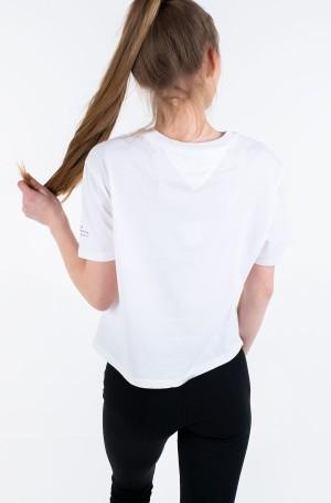Marškinėliai TJW SLEEVE DETAIL LOGO TEE-2
