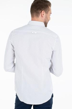 Marškiniai GEO MICRO PATTERN SHIRT-2