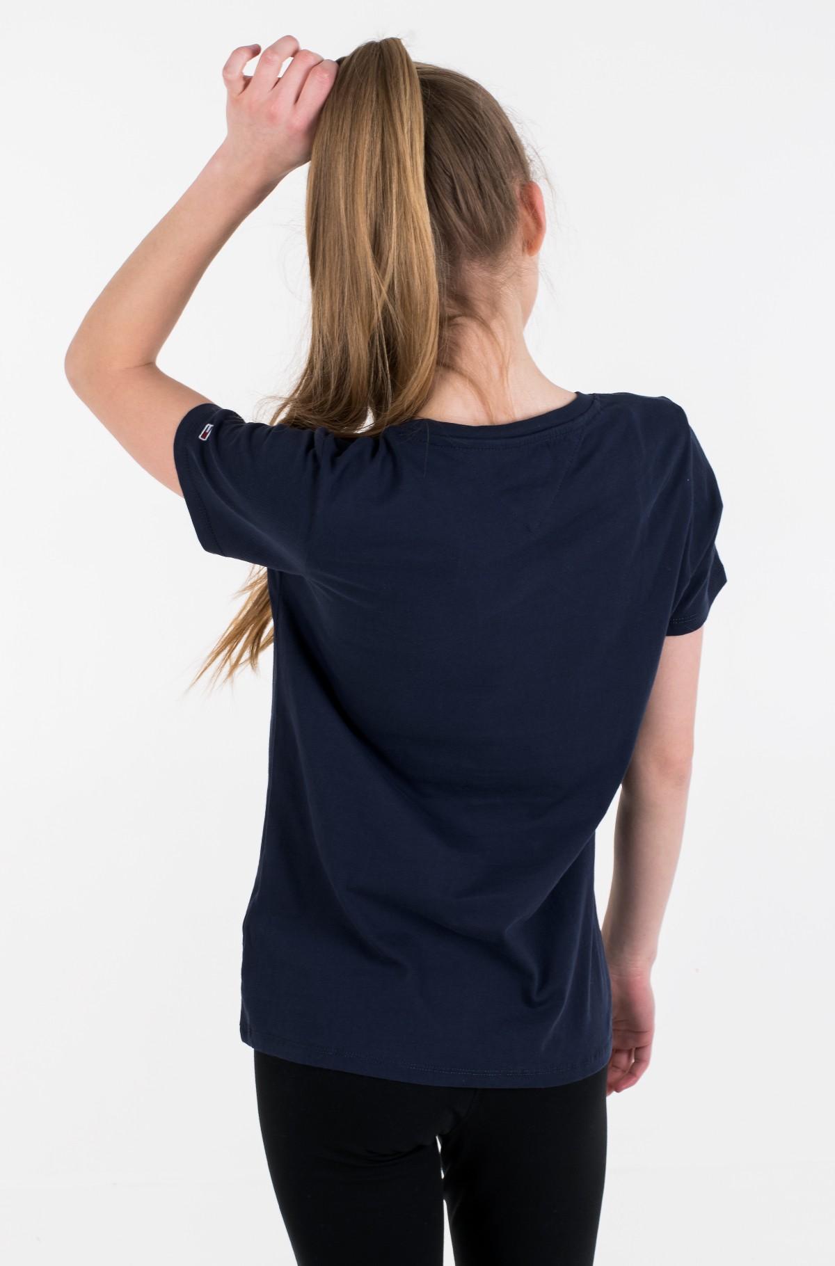 Marškinėliai TJW METALLIC LOGO TEE-full-3