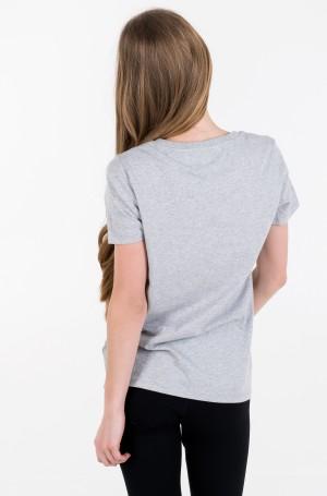 Marškinėliai TJW METALLIC LOGO TEE-2