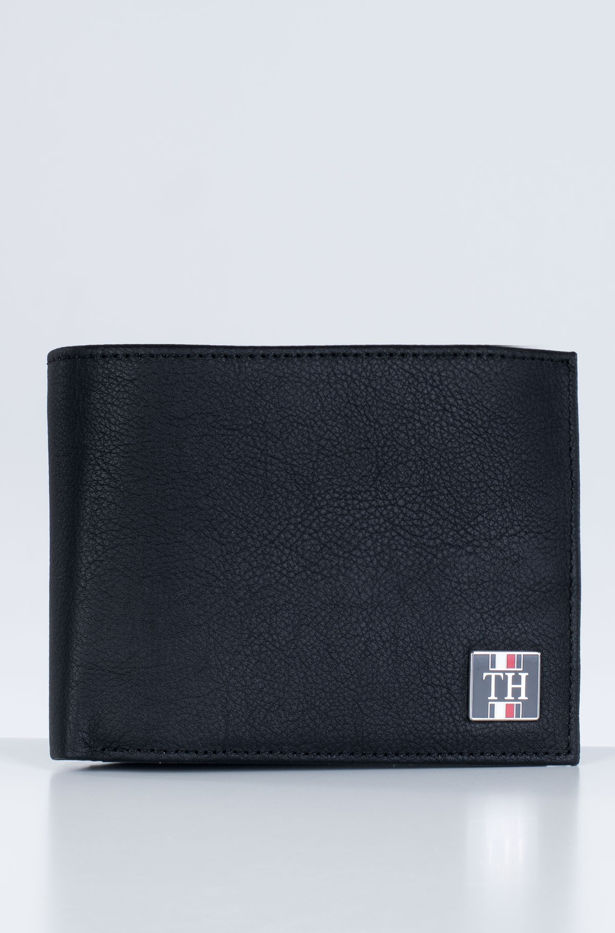 Piniginė TH SOLID CC FLAP AND COIN-full-1