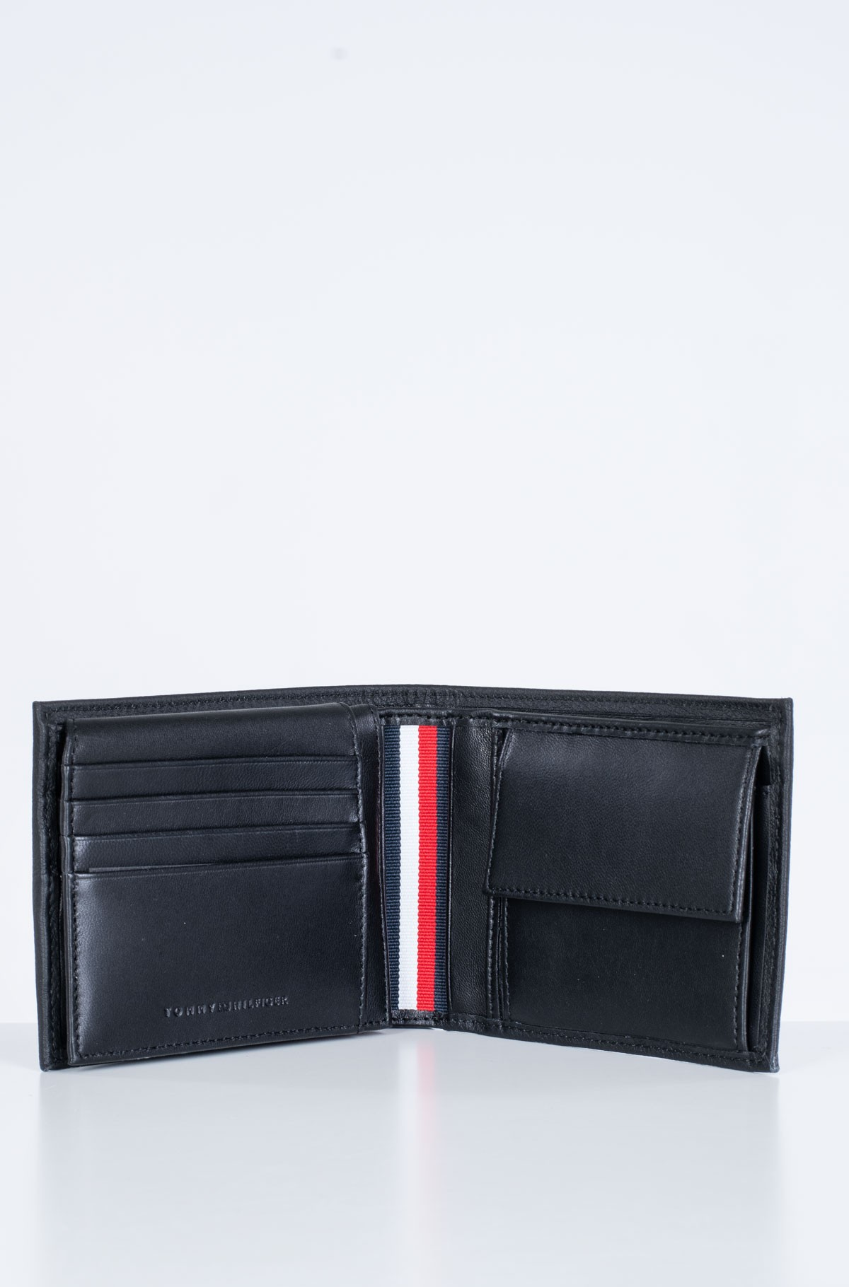 Piniginė TH SOLID CC FLAP AND COIN-full-2