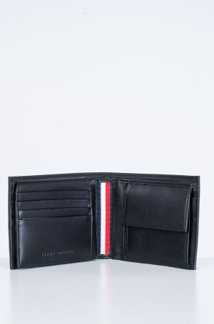 Piniginė TH SOLID CC FLAP AND COIN-2