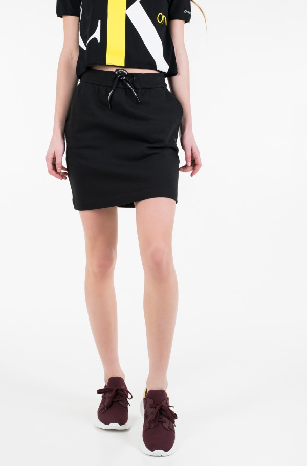 BRANDED DRAWCORD SKIRT J20J213611