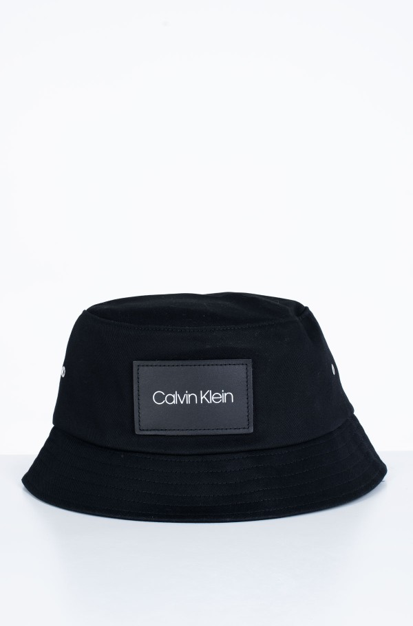LEATHER PATCH BUCKET