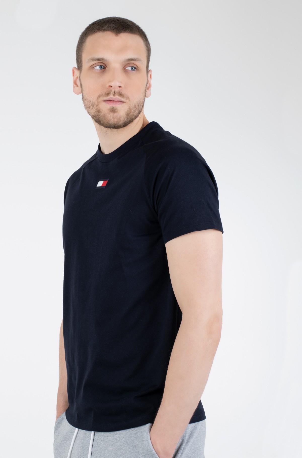 Marškinėliai TRAINING MESH TOP-full-1