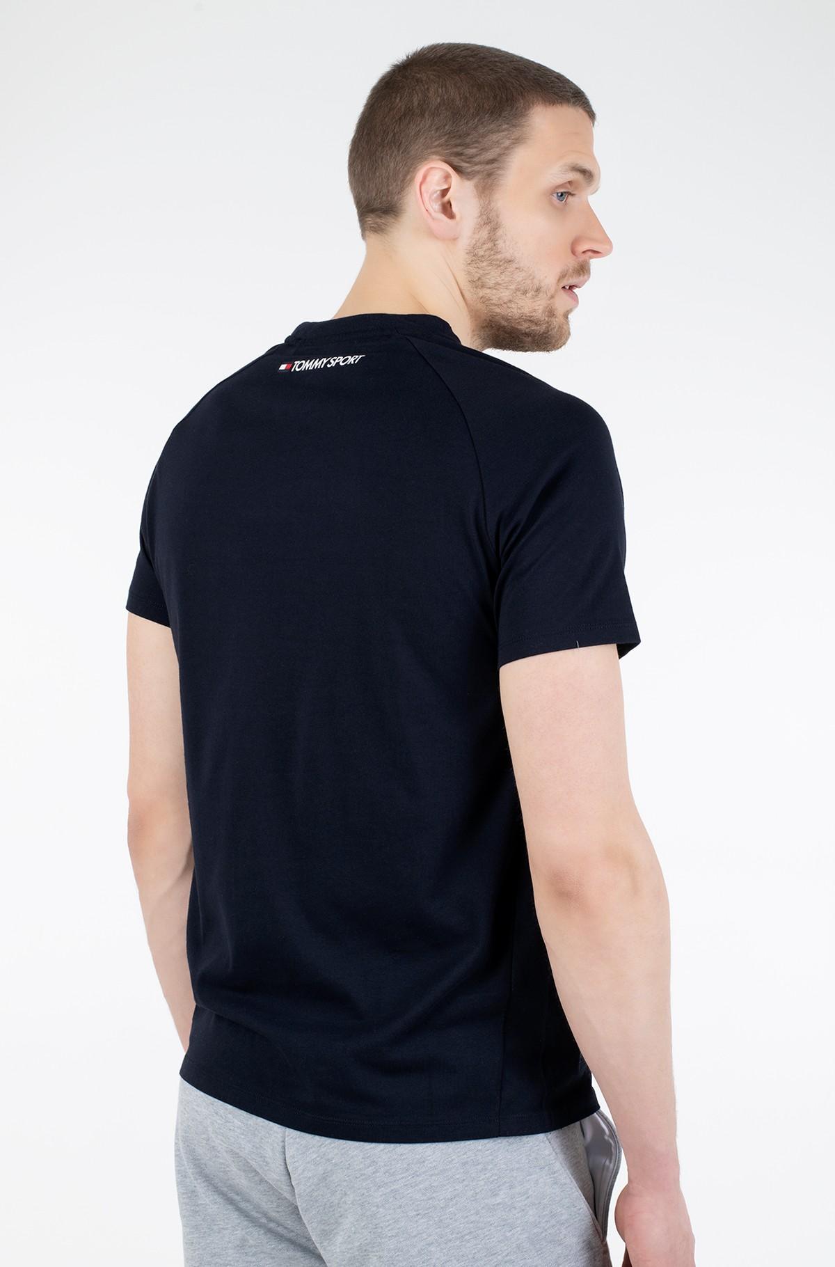 Marškinėliai TRAINING MESH TOP-full-2