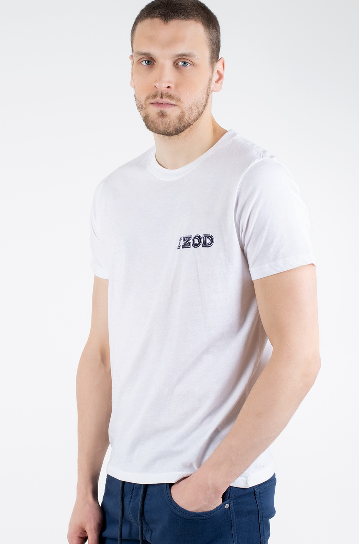 Marškinėliai IZOD LOGO TEE-full-1