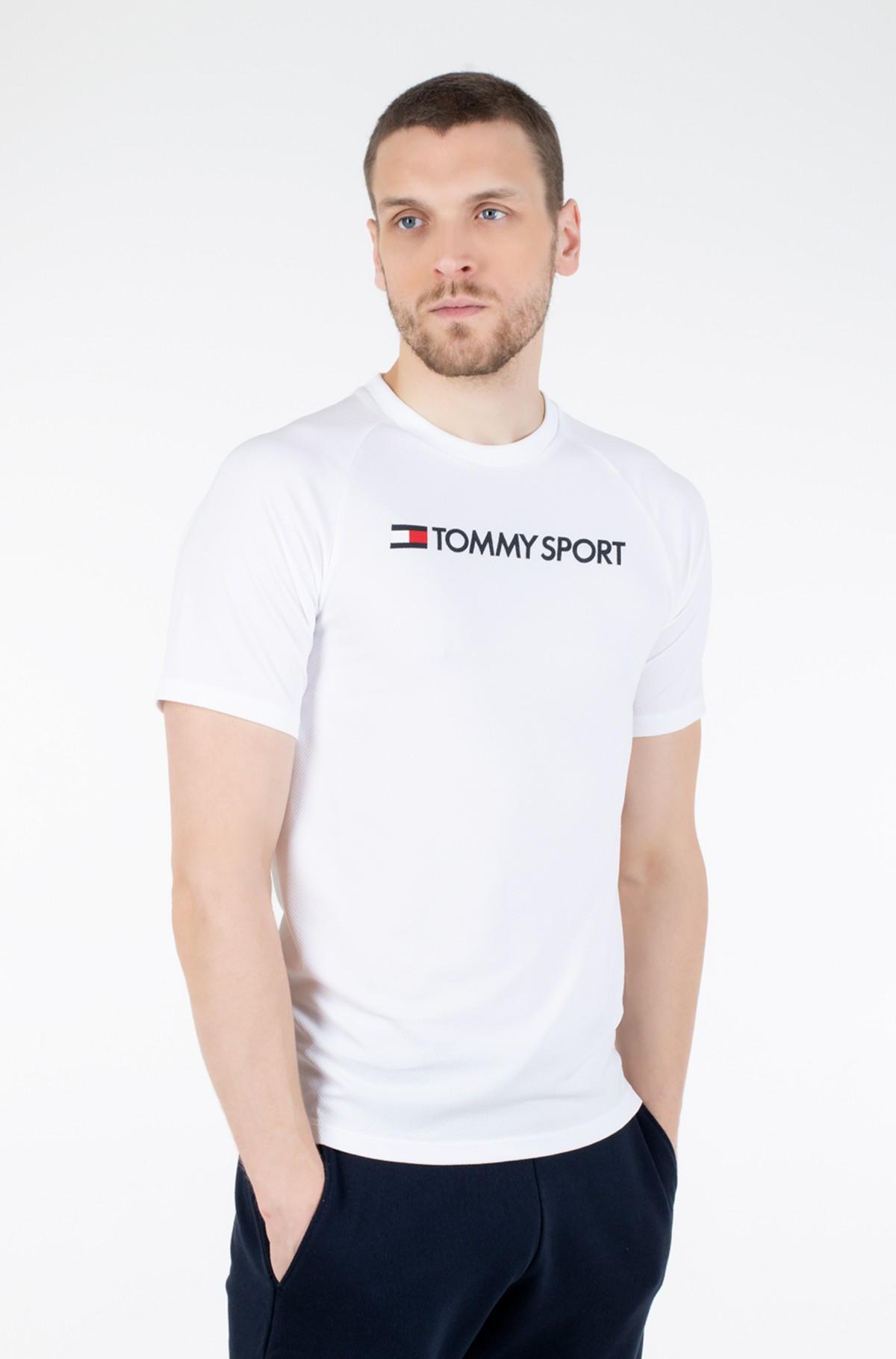 Sportinis megztinis TRAINING TOP MESH LOGO-full-1