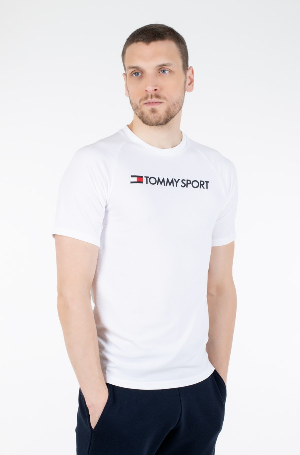 TRAINING TOP MESH LOGO