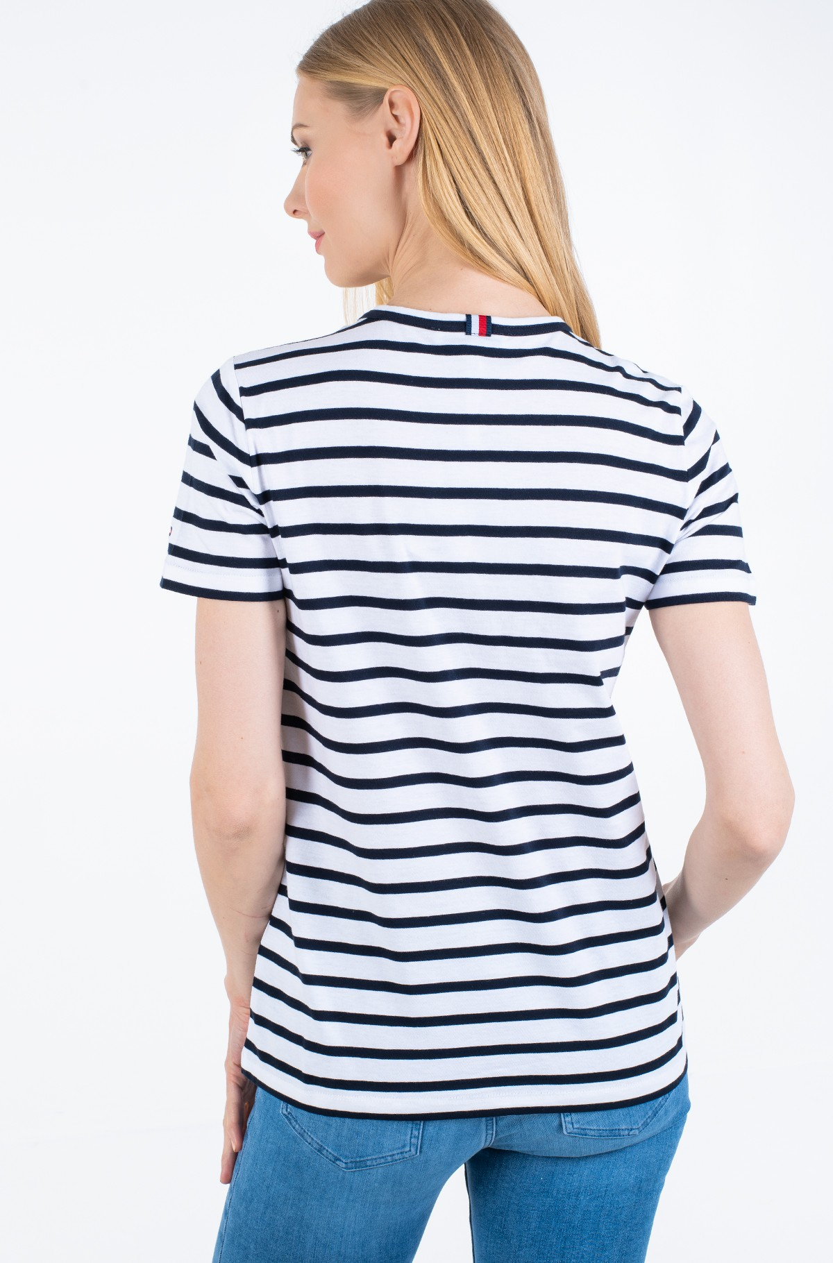 T-särk TH COOL ESS RELAXED GRAPHIC TEE-full-2