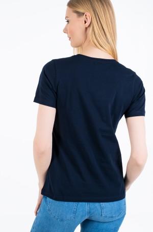 Marškinėliai ALISSA REGULAR C-NK TEE SS-2
