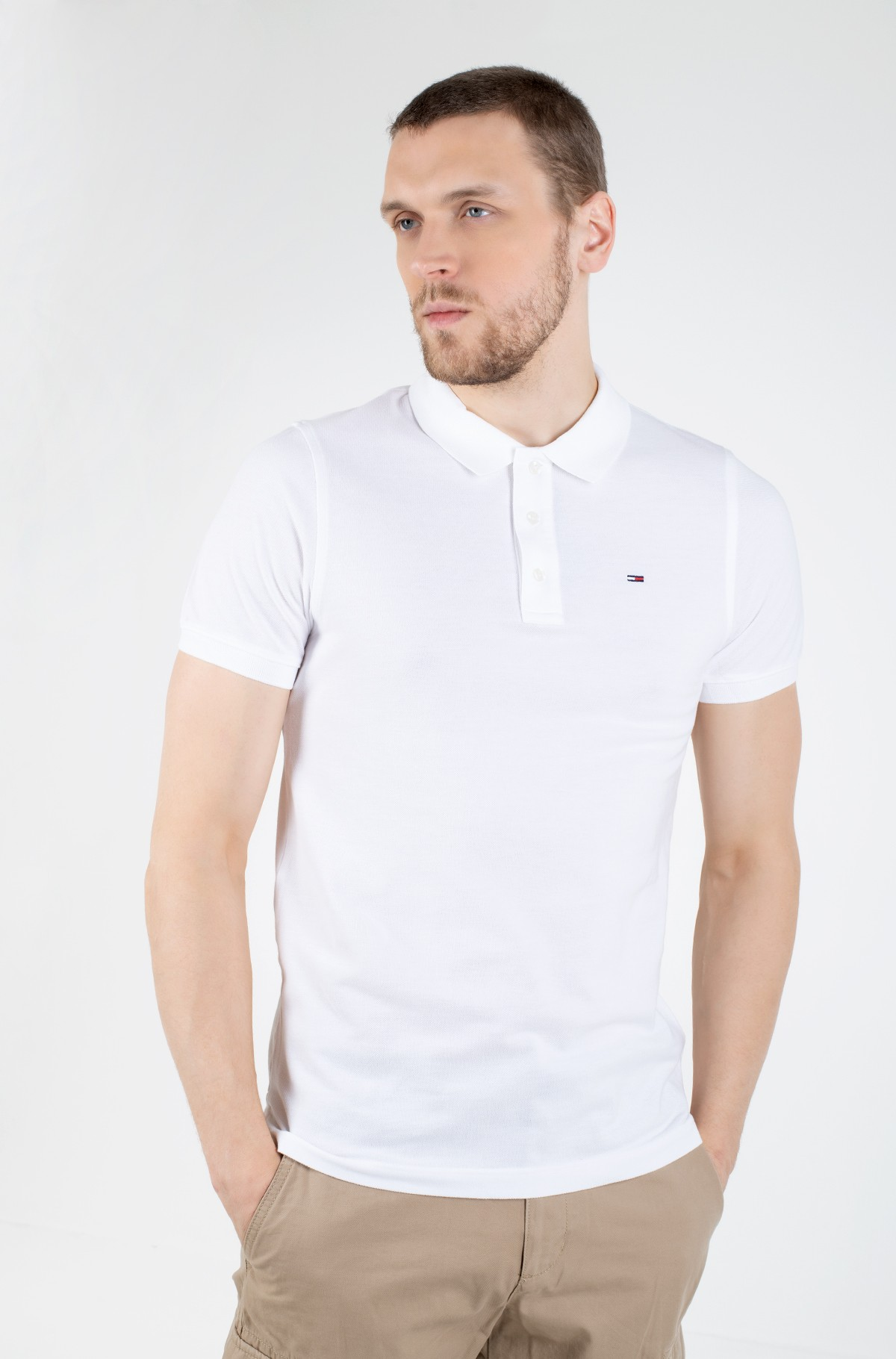 Polo TJM ORIGINAL FINE PIQUE POLO S/S	-full-1