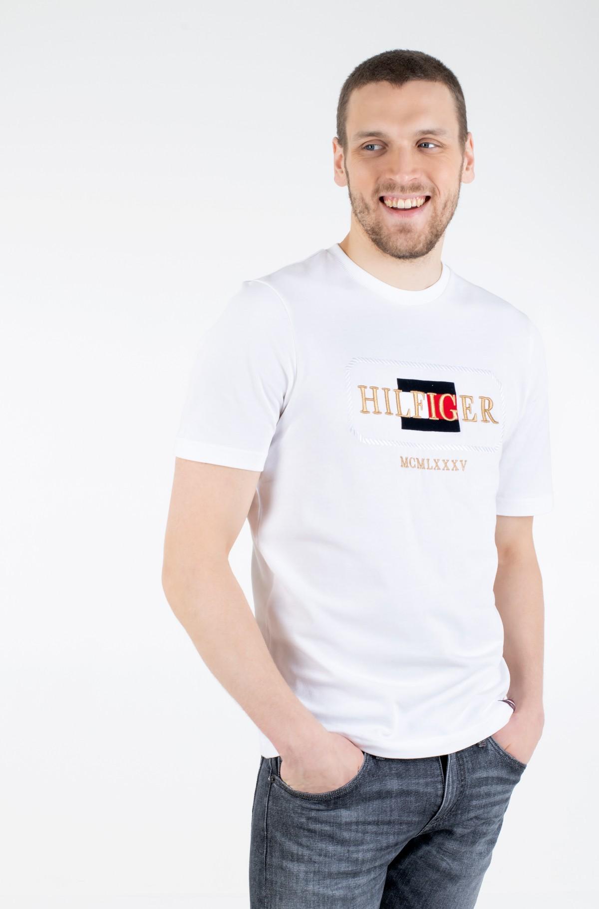Marškinėliai ICON ROPE FRAME RELAX TEE-full-1