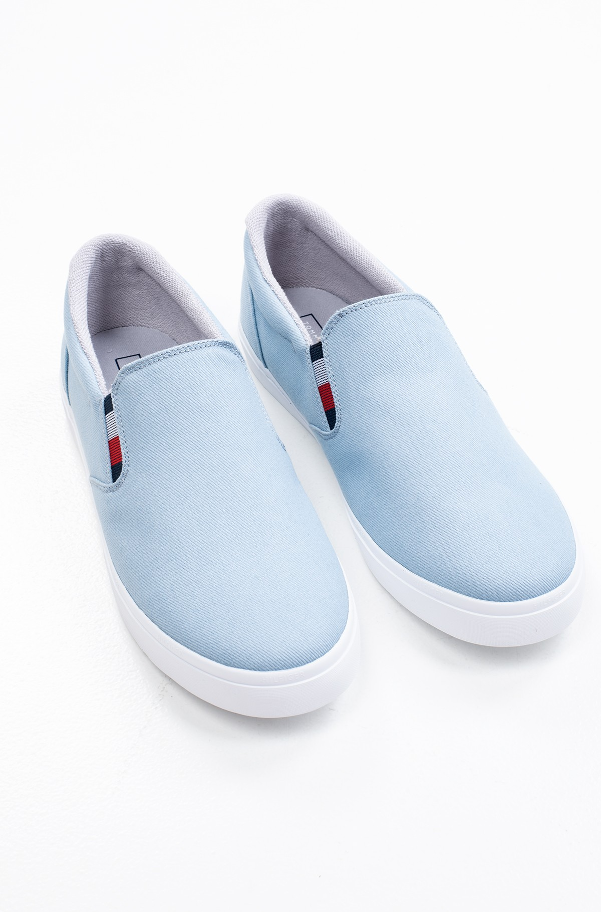 Tennised ESSENTIAL SLIP ON SNEAKER DENIM-full-1
