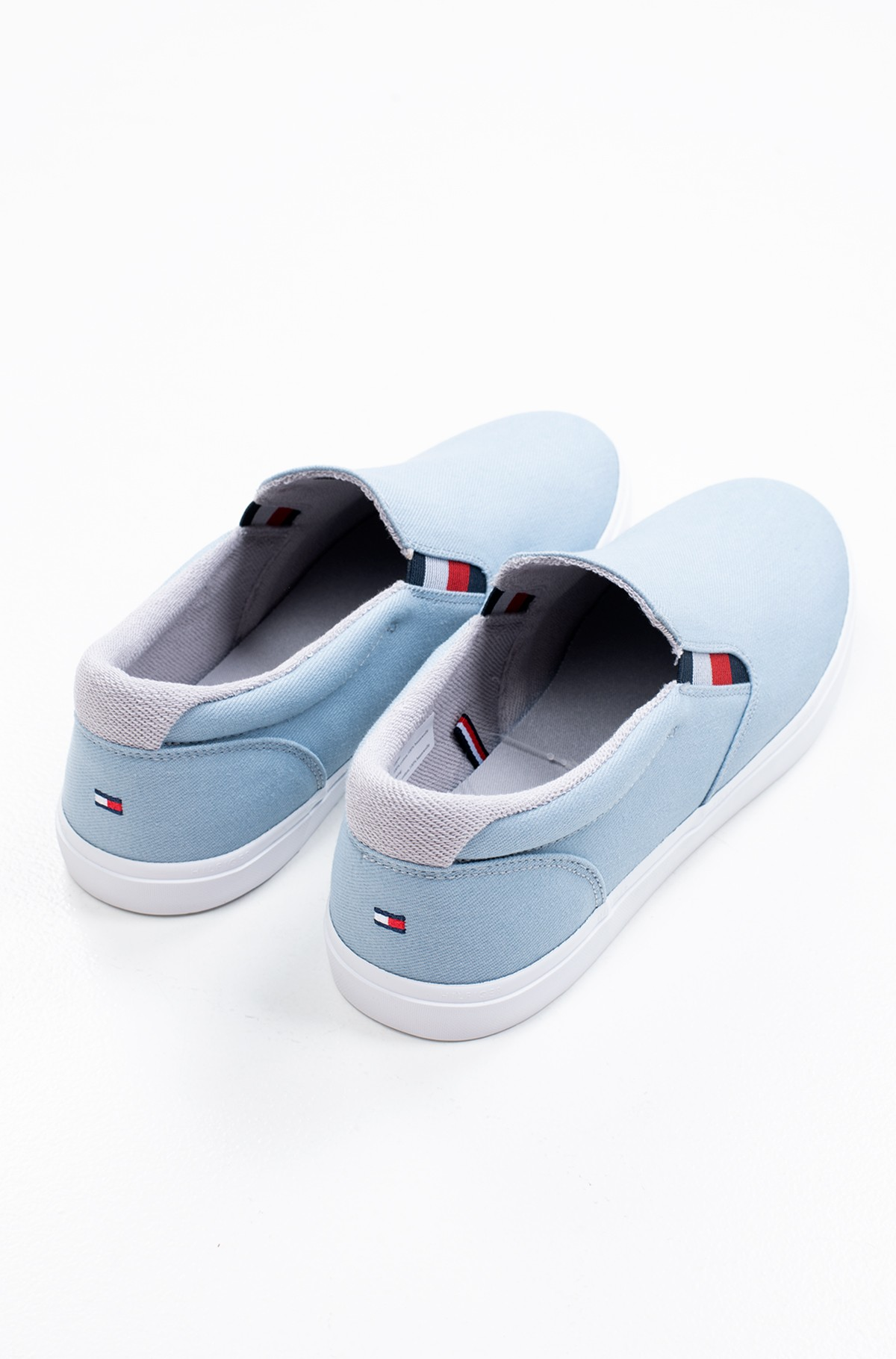 Tennised ESSENTIAL SLIP ON SNEAKER DENIM-full-3