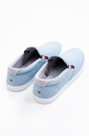 Tennised ESSENTIAL SLIP ON SNEAKER DENIM-3