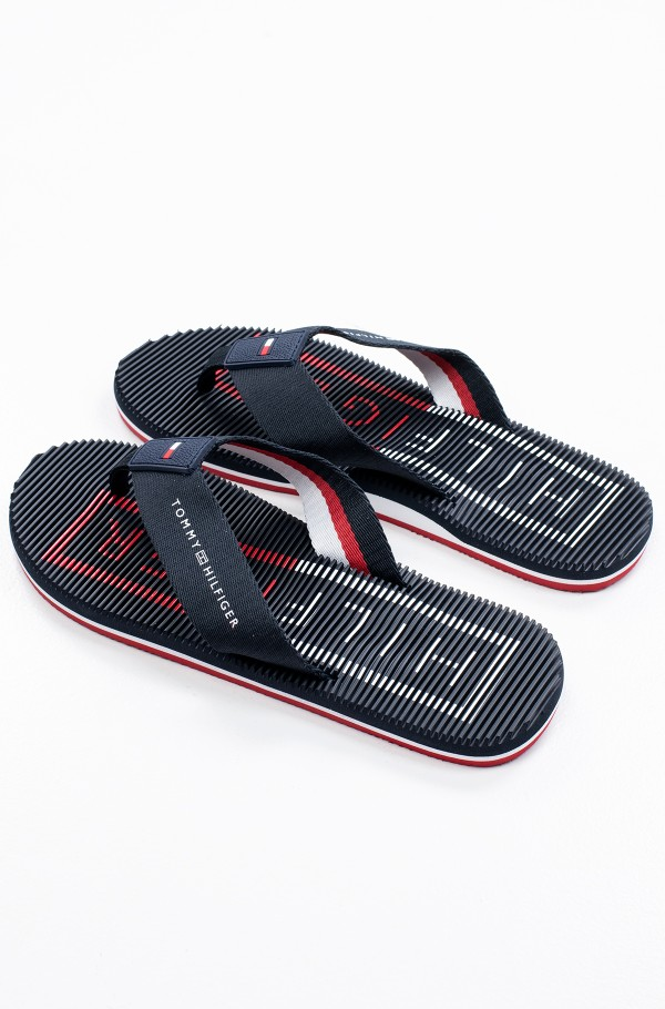 MASSAGE FOOTBED TH BEACH SANDAL-hover