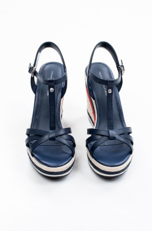Batai su platforma TOMMY STRAPPY HIGH WEDGE-2