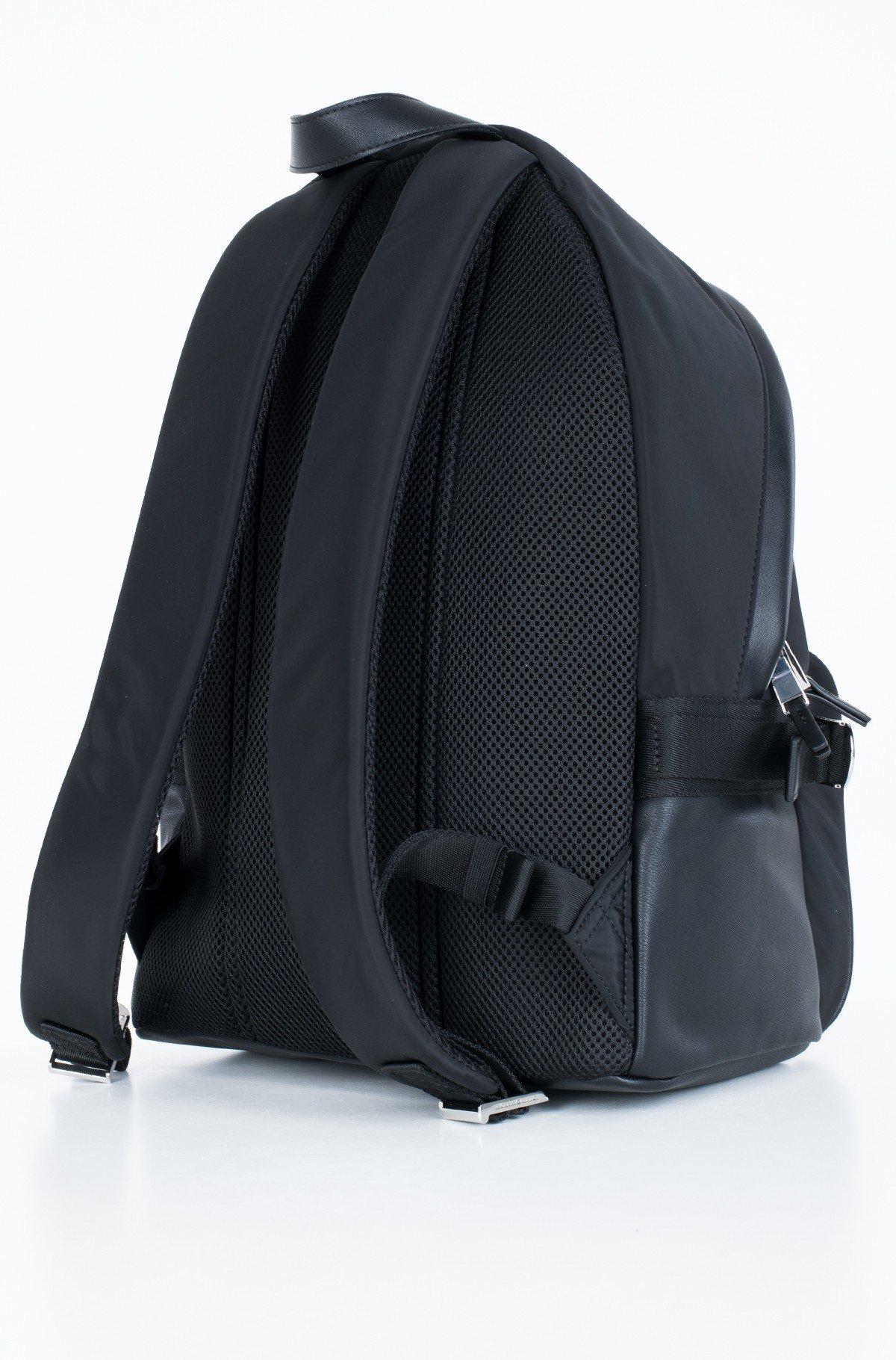 Backbag CLEAN NYLON BACKPACK-full-2