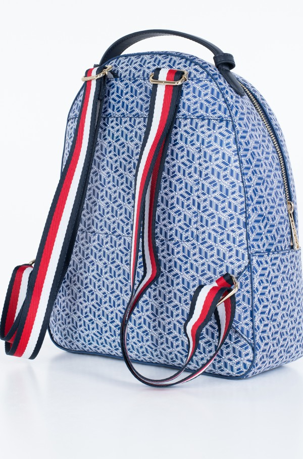 ICONIC TOMMY BACKPACK MONOGRAM-hover