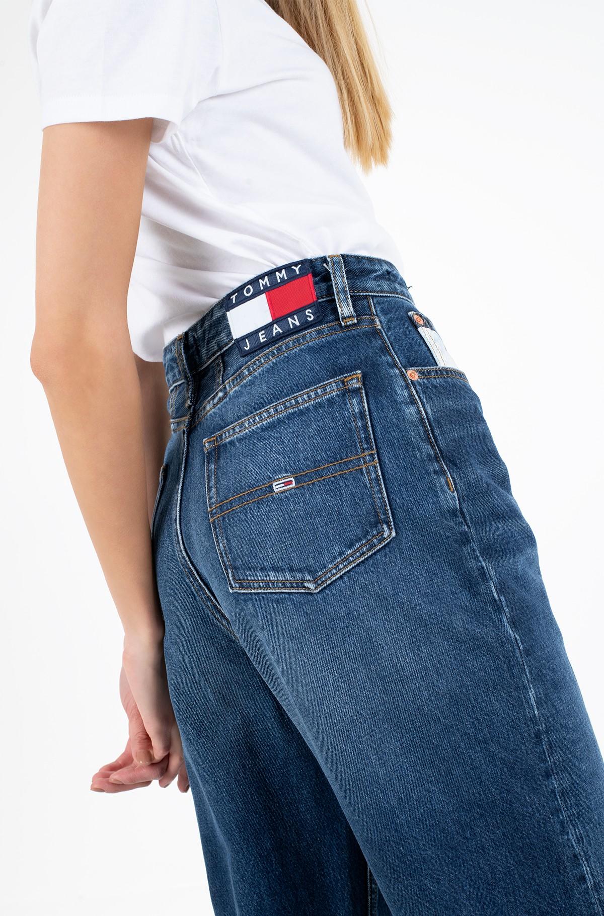 Džinsinės kelnės MOM JEAN HIGH RISE TAPERED VLTDK-full-2