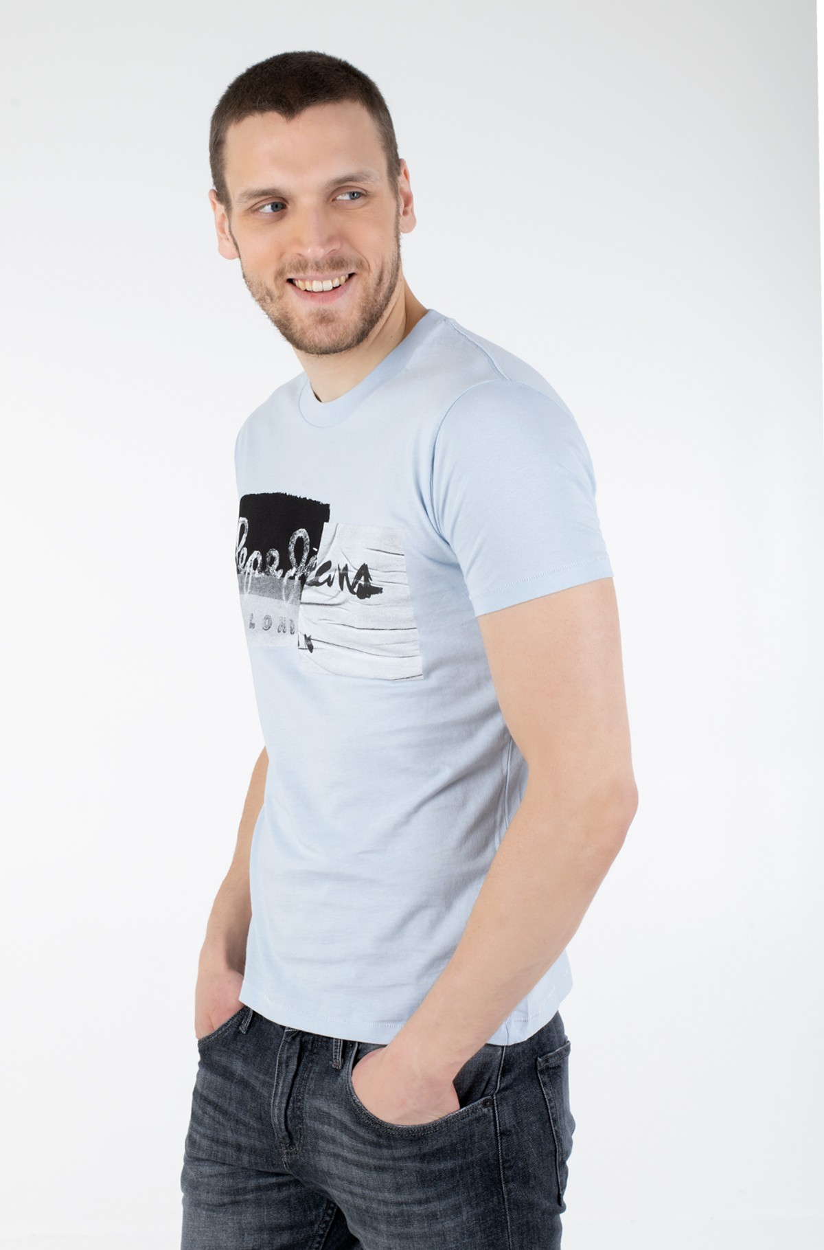 Marškinėliai STEPNEY/PM506484-full-1