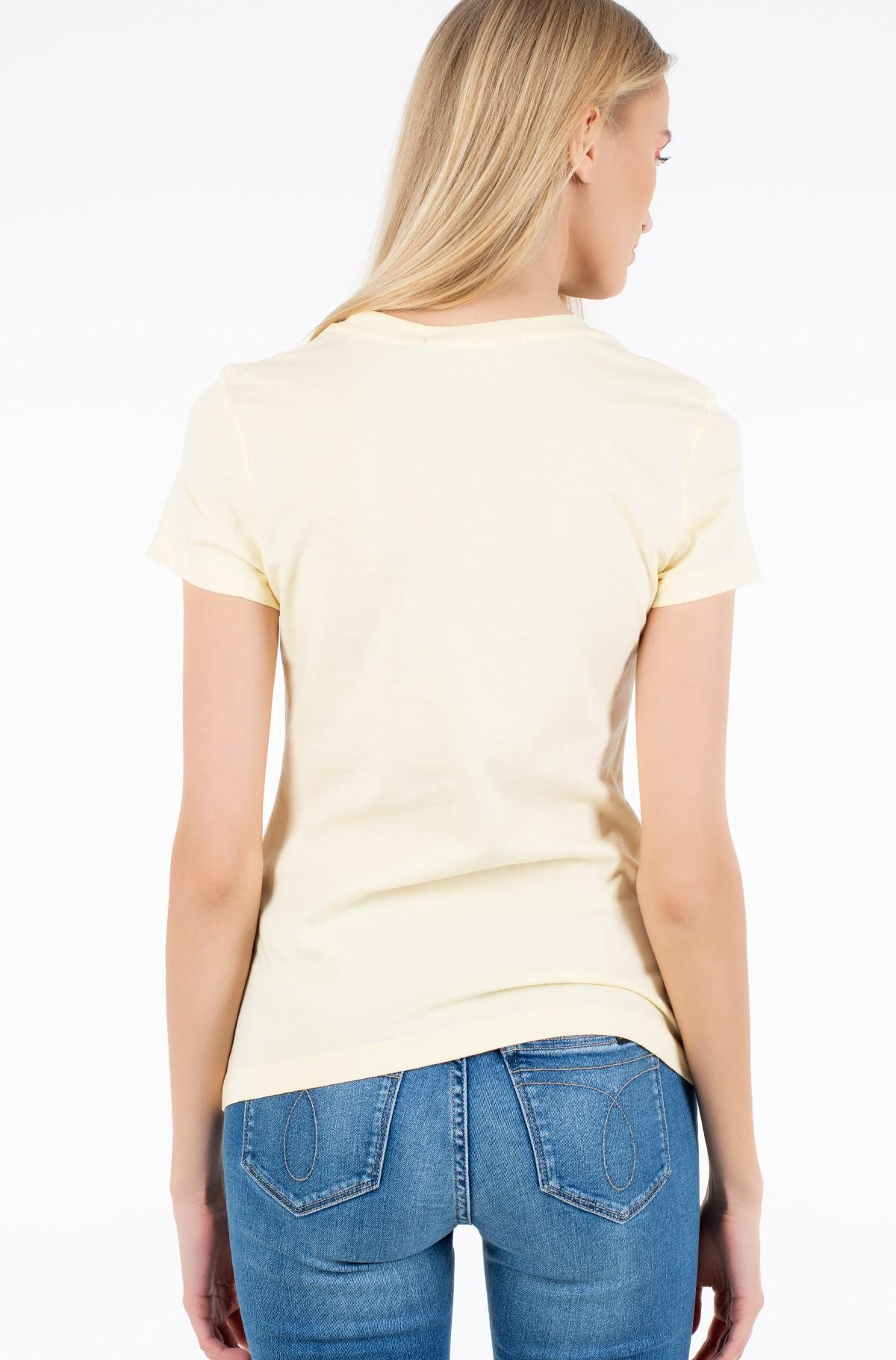 Marškinėliai INSTITUTIONAL LOGO SLIM FIT TEE-full-2