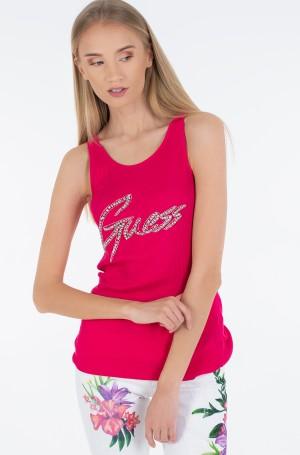 Marškinėliai be rankovių W0GI73 K1810-1