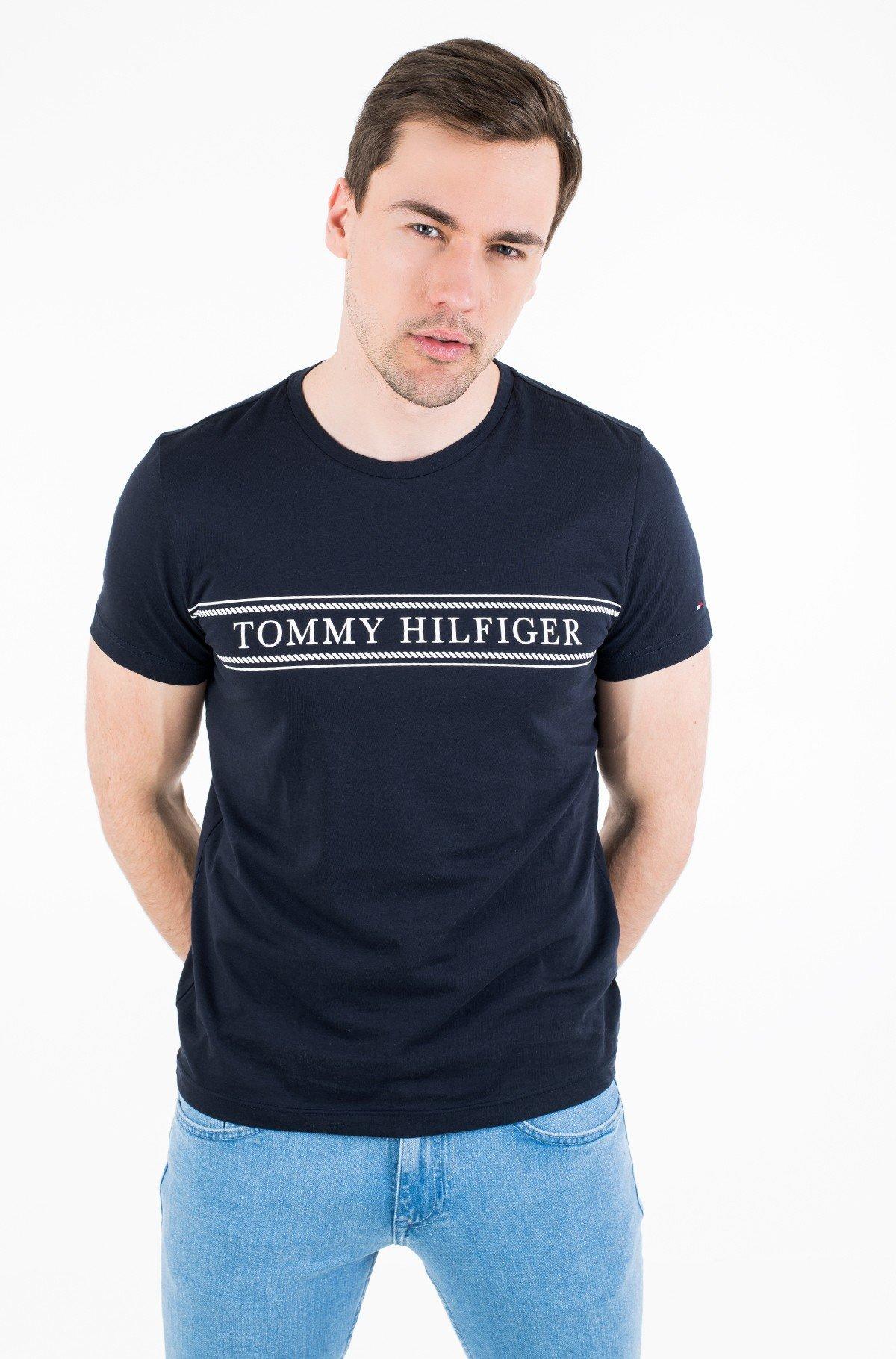 Marškinėliai ROPE STRIPE TEE-full-1