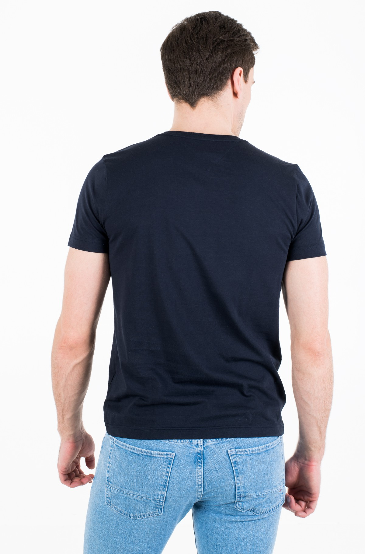 Marškinėliai ROPE STRIPE TEE-full-2