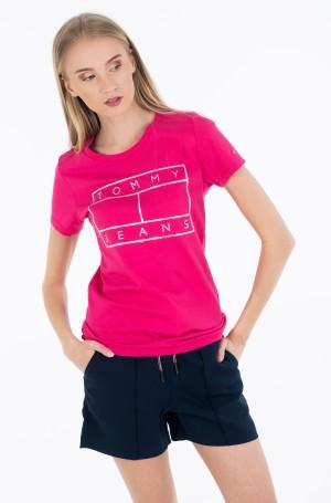 Marškinėliai TJW METALLIC FLAG TEE-1