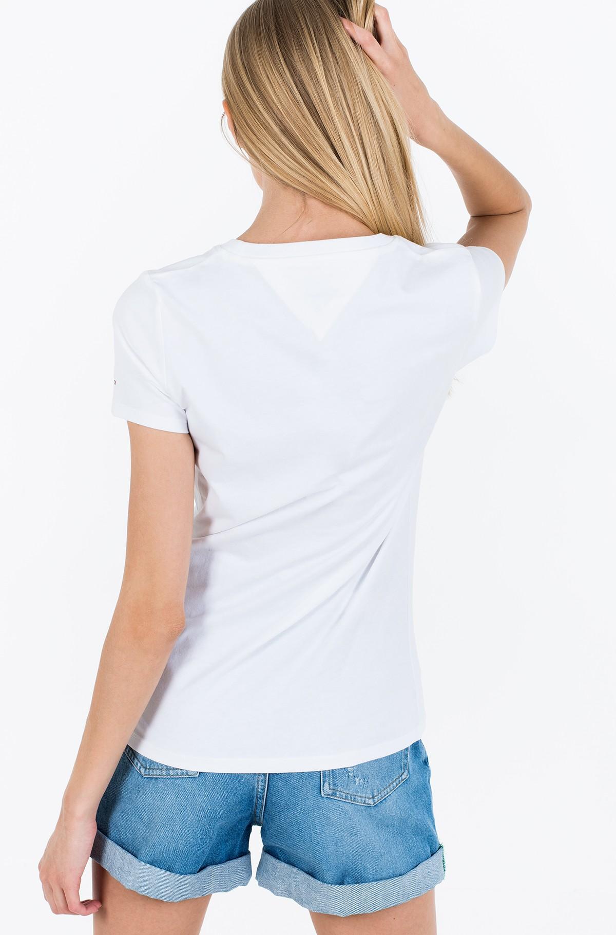 Marškinėliai TJW METALLIC FLAG TEE-full-2