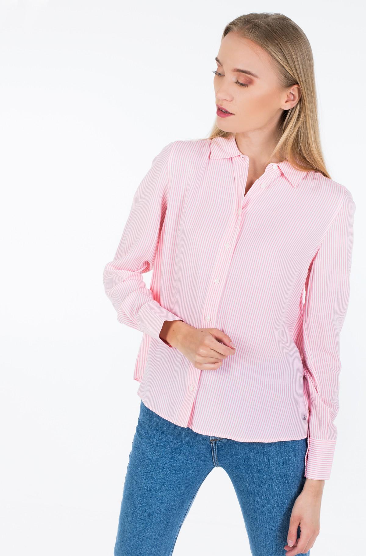 Marškiniai DANEE BLOUSE LS-full-2