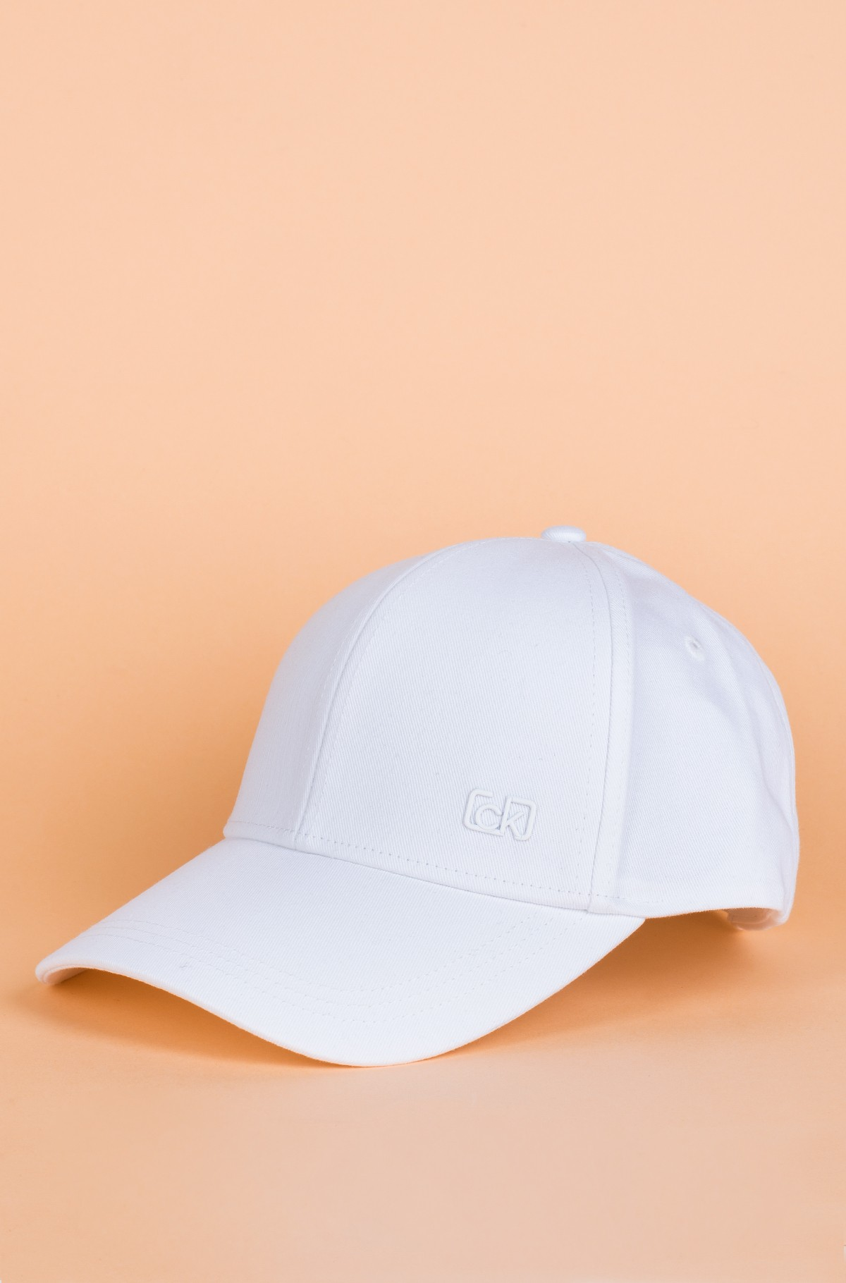 Nokamüts CK SIGNATURE SIDE LOGO BB CAP-full-1