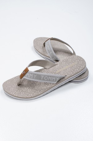 Flip-flops TH EMBOSSED FLAT BEACH SANDAL-1