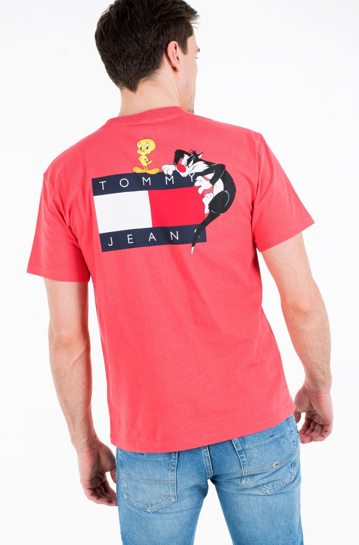 Marškinėliai TJM LOONEY TUNES TEE M1-full-3