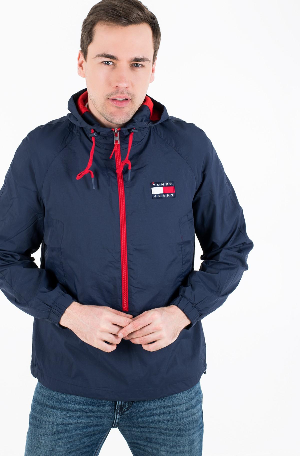 Jacket TJM CONTRAST ZIP POPOVER-full-1