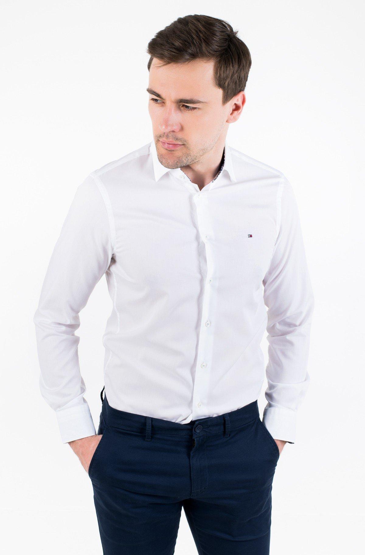 Marškiniai POPLIN CLASSIC SHIRT-full-1