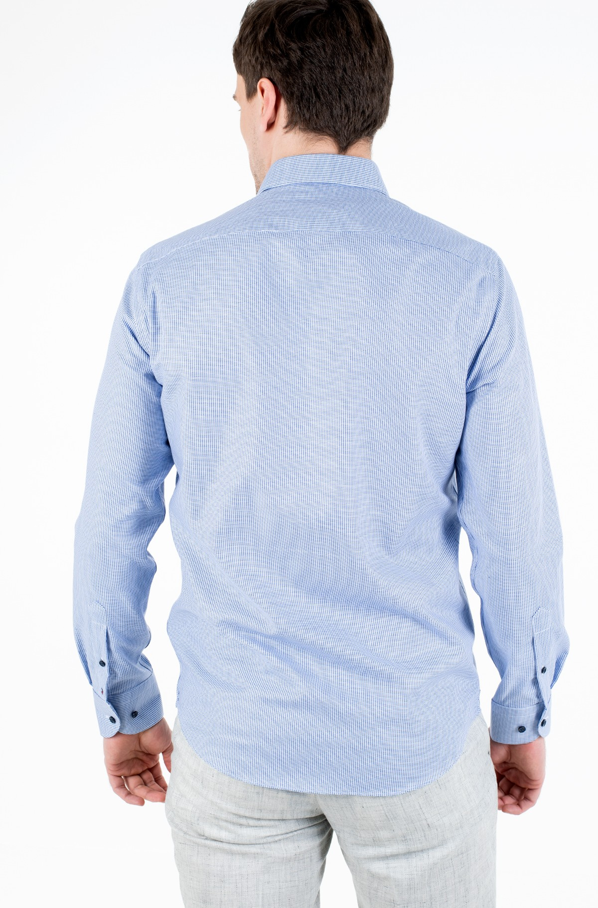 Marškiniai CHECK CLASSIC SHIRT-full-2