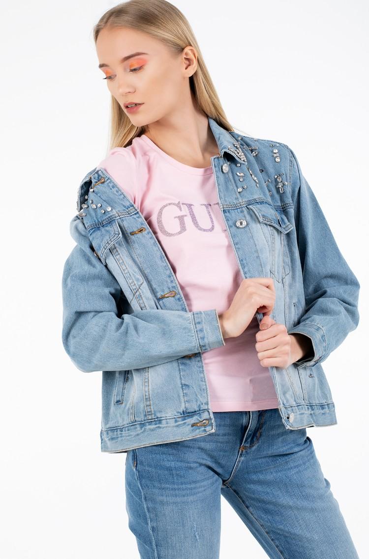 Джинсовая куртка S3884P20-1