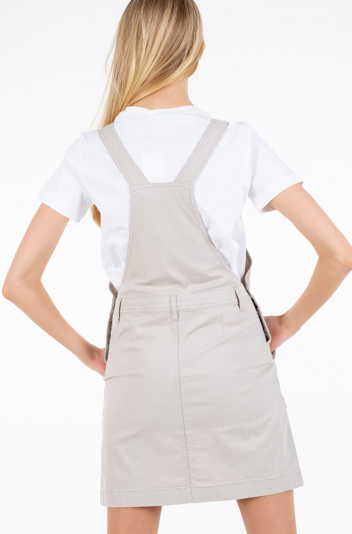 Kombinezoninė suknelė UTILITY DUNGAREE DRESS-full-3