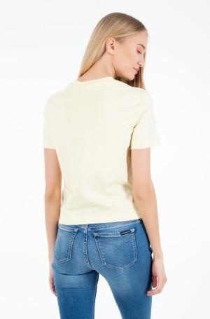 Marškinėliai IRIDESCENT CK STRAIGHT TEE-2