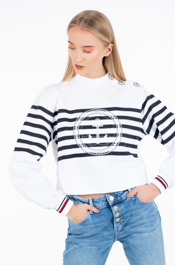 ICON HIGH-NK SWEATSHIRT LS-hover