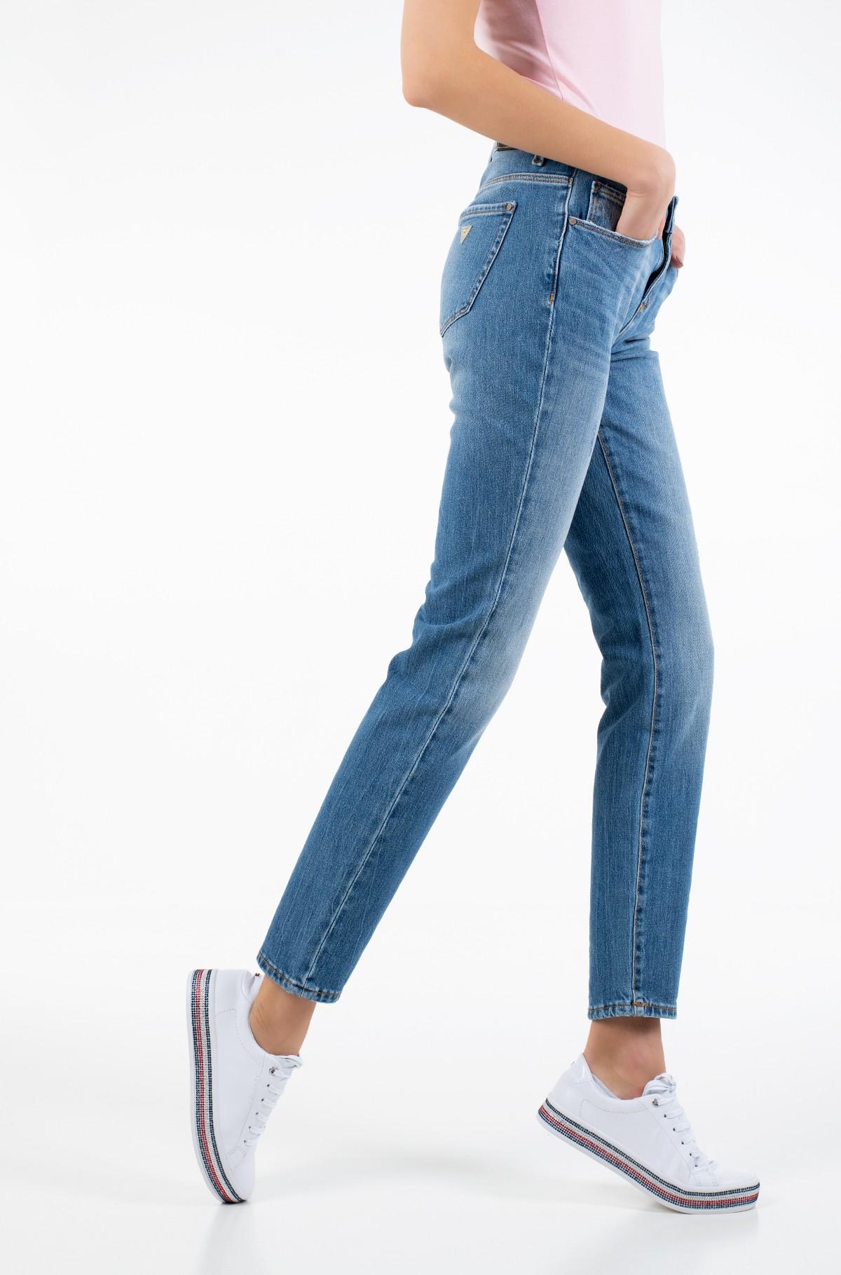 Džinsinės kelnės W01A99 D3XR1-full-1