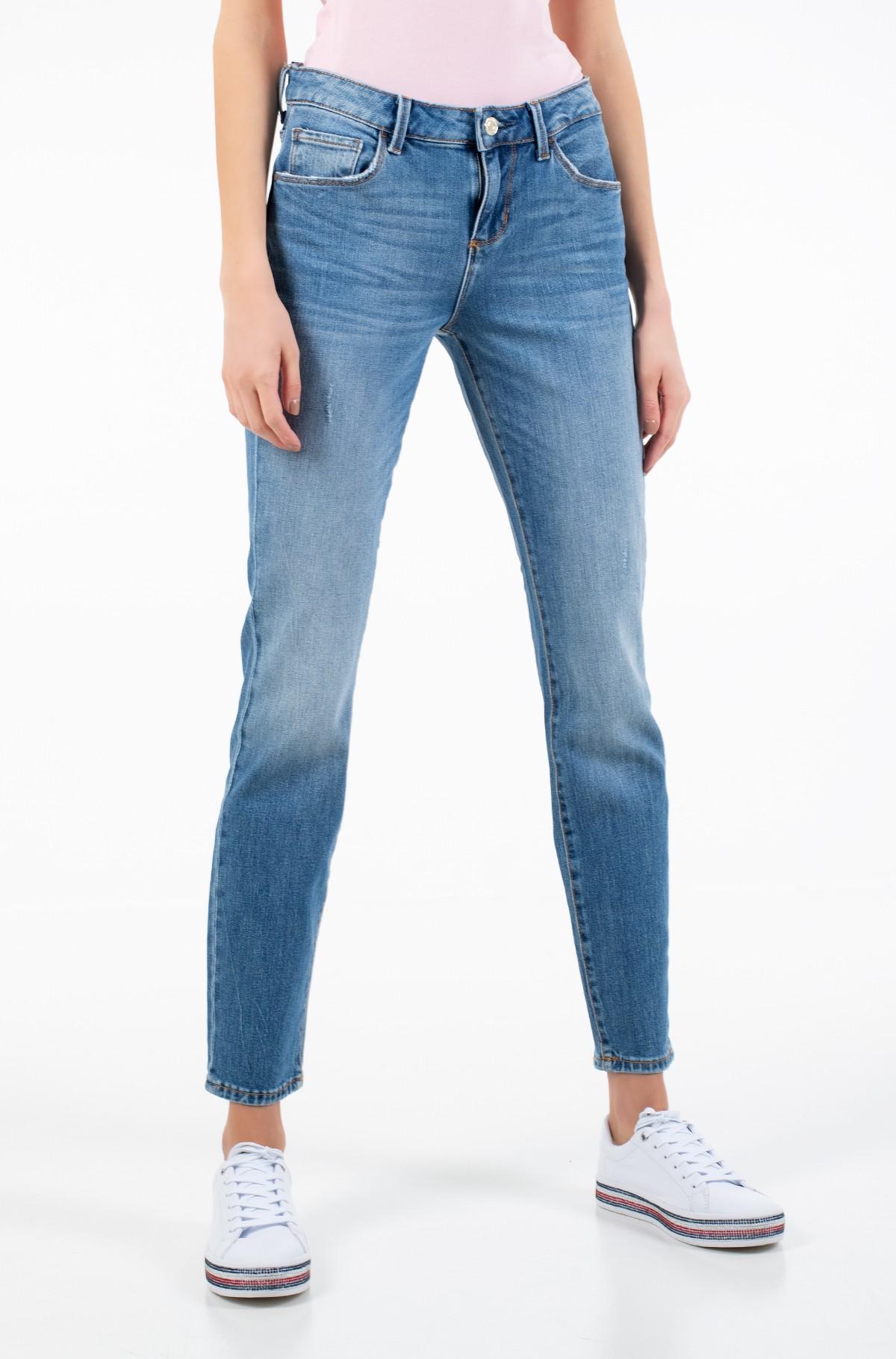 Džinsinės kelnės W01A99 D3XR1-full-2