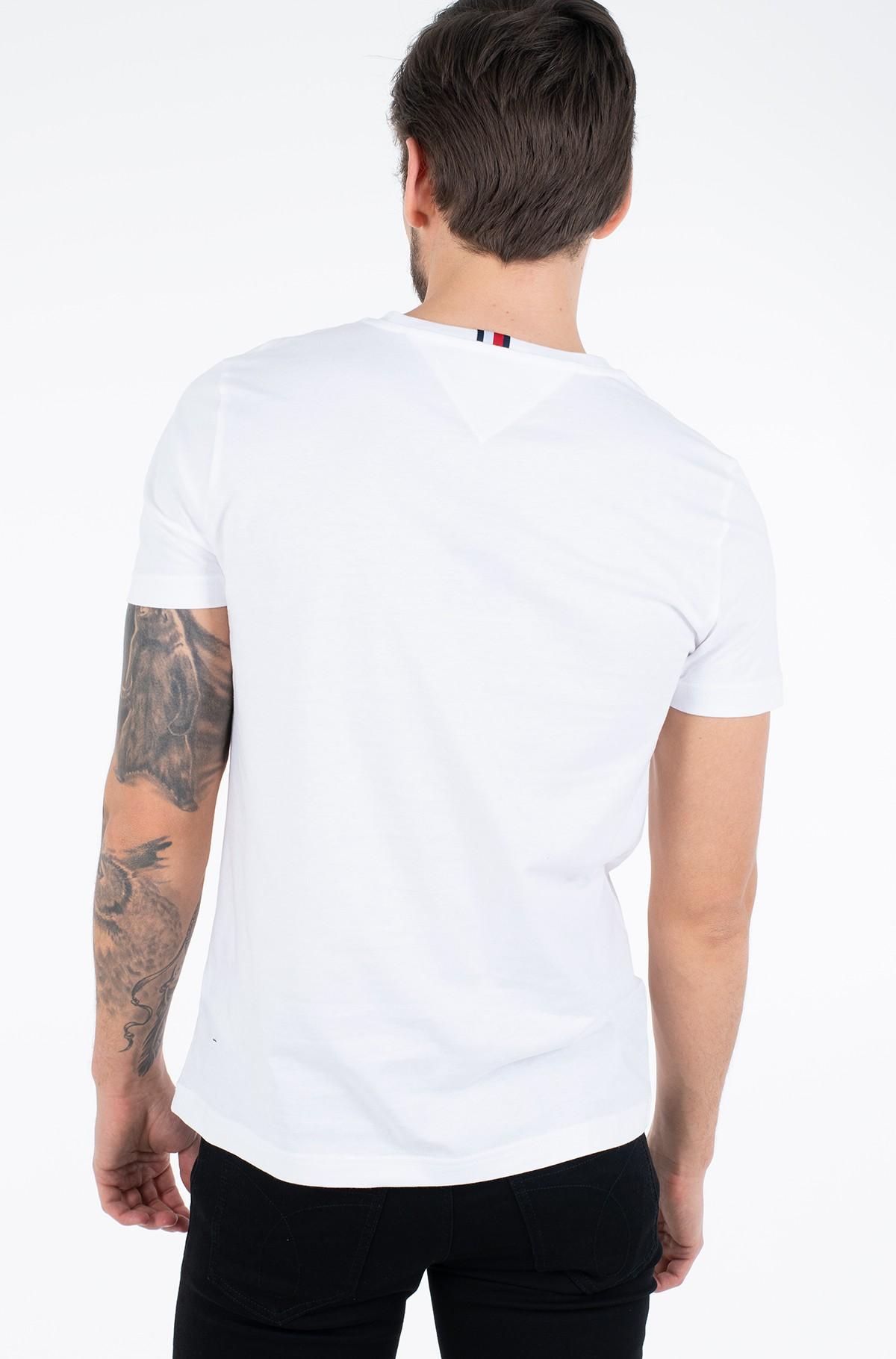 Marškinėliai FOLDED FLAG TEE-full-2