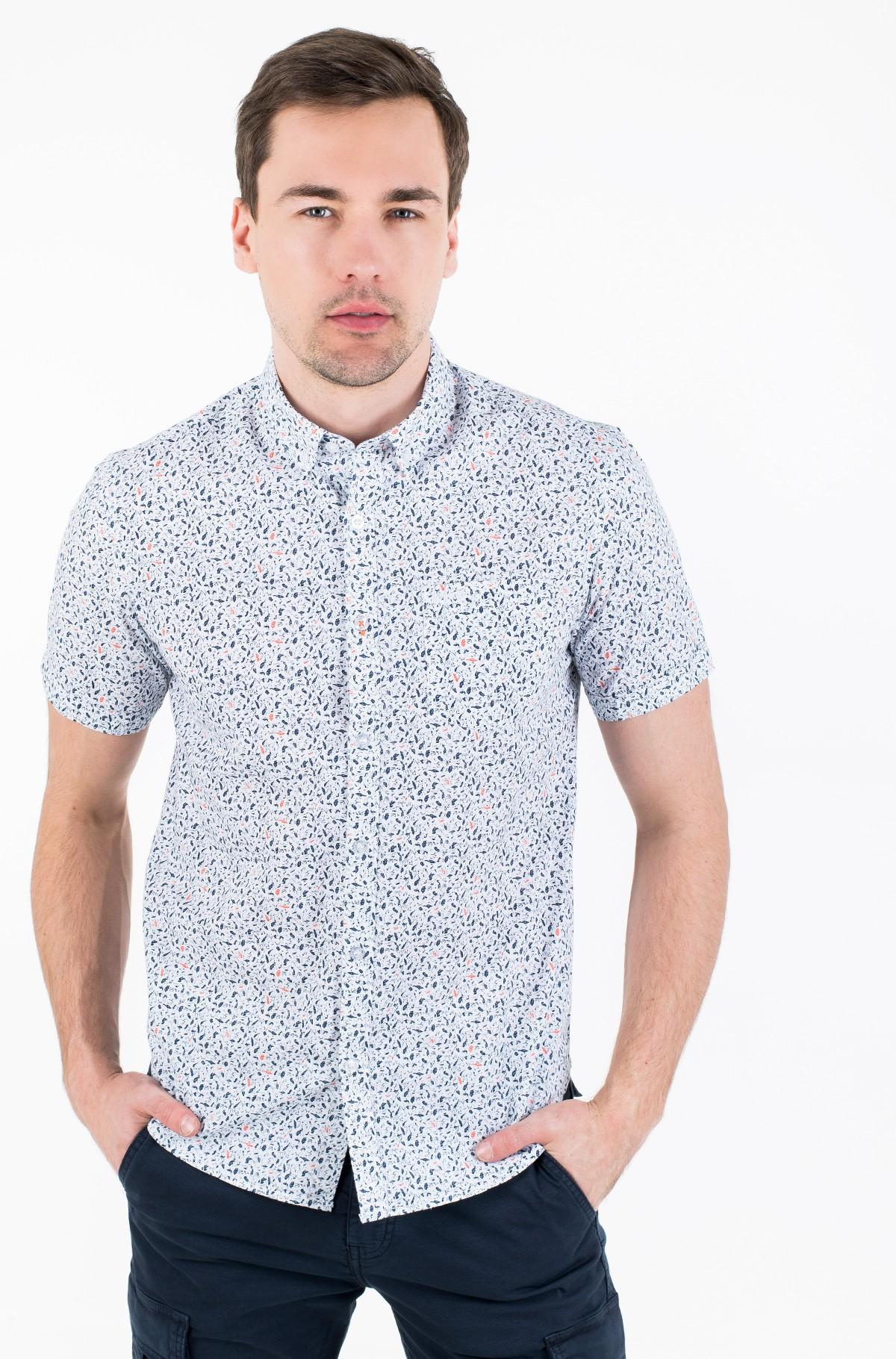 Marškiniai su trumpomis rankovėmis DICHA_4518-full-1