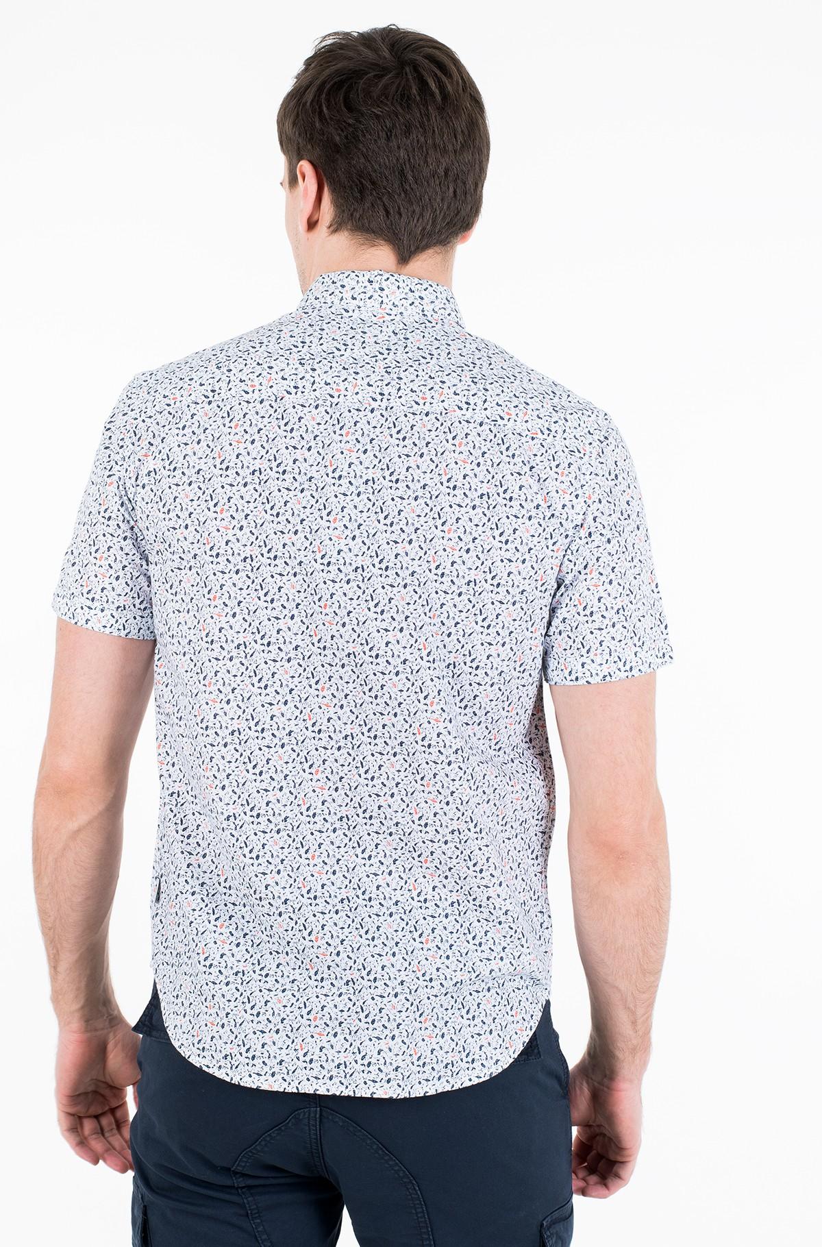 Marškiniai su trumpomis rankovėmis DICHA_4518-full-2